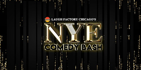 New Year's Comedy Bash at Laugh Factory Chicago tickets
