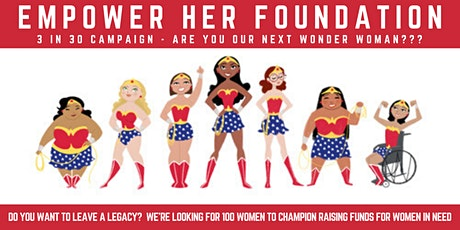 EMPOWER HER FOUNDATION AMBASSADOR REGISTRATION tickets