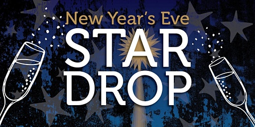 New Year's Eve Star Drop