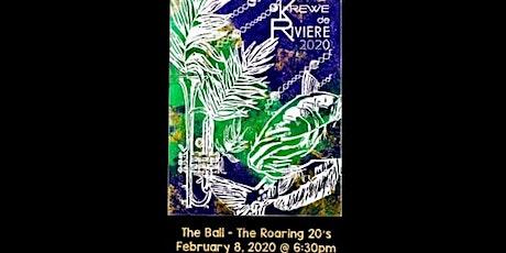 Krewe de Rivière Ball - The Roaring 20's tickets
