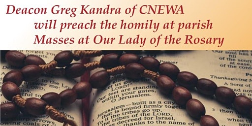 CNEWA Parish Visit: Our Lady of the Rosary