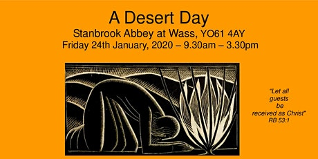 QUIET DAY AT STANBROOK ABBEY tickets