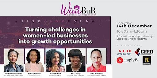 Women in Business Rwanda Think Tank Event