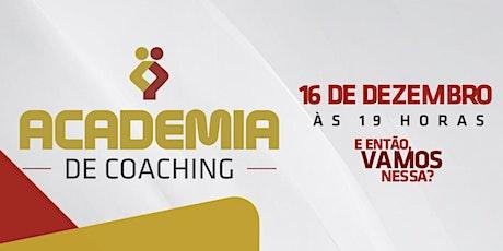 [PARAÍBA] Academia de Coaching 16/12 ingressos