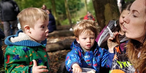 New Year - Forest Sessions for children with SEND aged 3-6