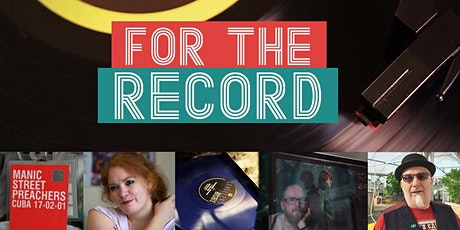 For The Record (Premiere screening) tickets