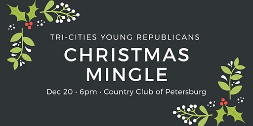 Tri-Cities Young Republicans Christmas Social