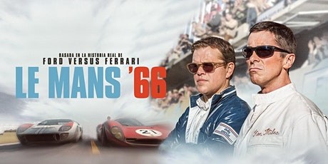 KINO: Le Mans 66 - Gegen jede Chance Tickets