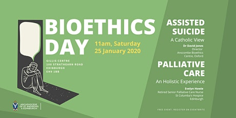 Bioethics Day tickets