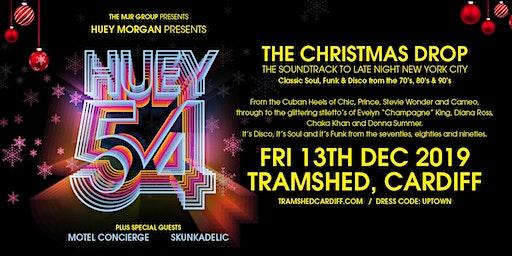 Huey Morgan Presents Huey 54: The Christmas Drop (Tramshed, Cardiff)