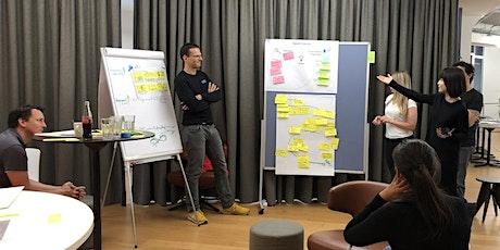 Design Thinking mit SparkCanvas – Design Coach (1 Tag) Tickets