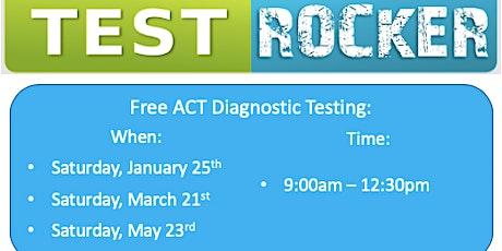 Free Diagnostic ACT Testing: British International of Houston tickets