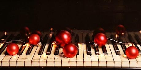 Clásicos navideños al piano a cuatro manos entradas
