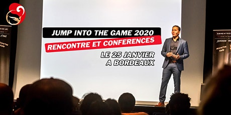 Rencontre Gamentrepreneur : Jump Into The Game 2020 billets