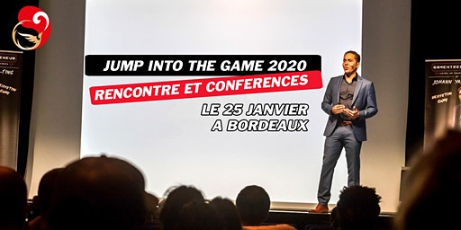 Rencontre Gamentrepreneur : Jump Into The Game 2020