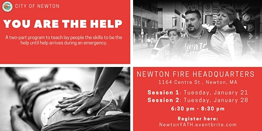 You Are The Help for Newton residents