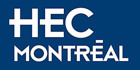 DESS - CPA - Séance d'information HEC Montréal billets