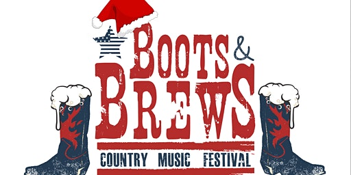 Up To 50% Off Boots & Brews Country Music Festival Stocking Stuffer Tickets!