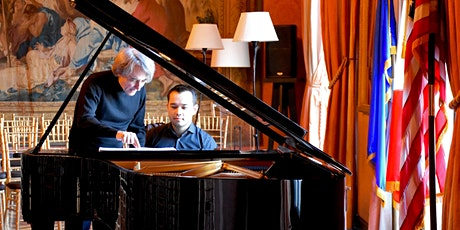 Piano Master Class with Jean-Efflam Bavouzet tickets