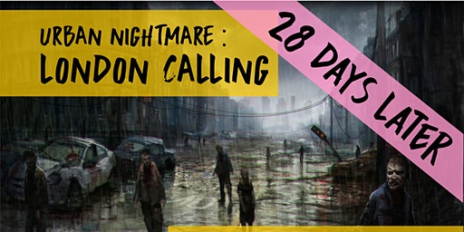 Urban Nightmare: London Calling Chapter 2