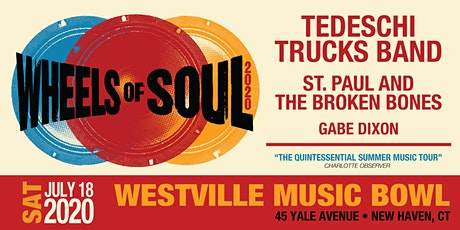 Tedeschi Trucks Band: Wheels of Soul 2020 tickets