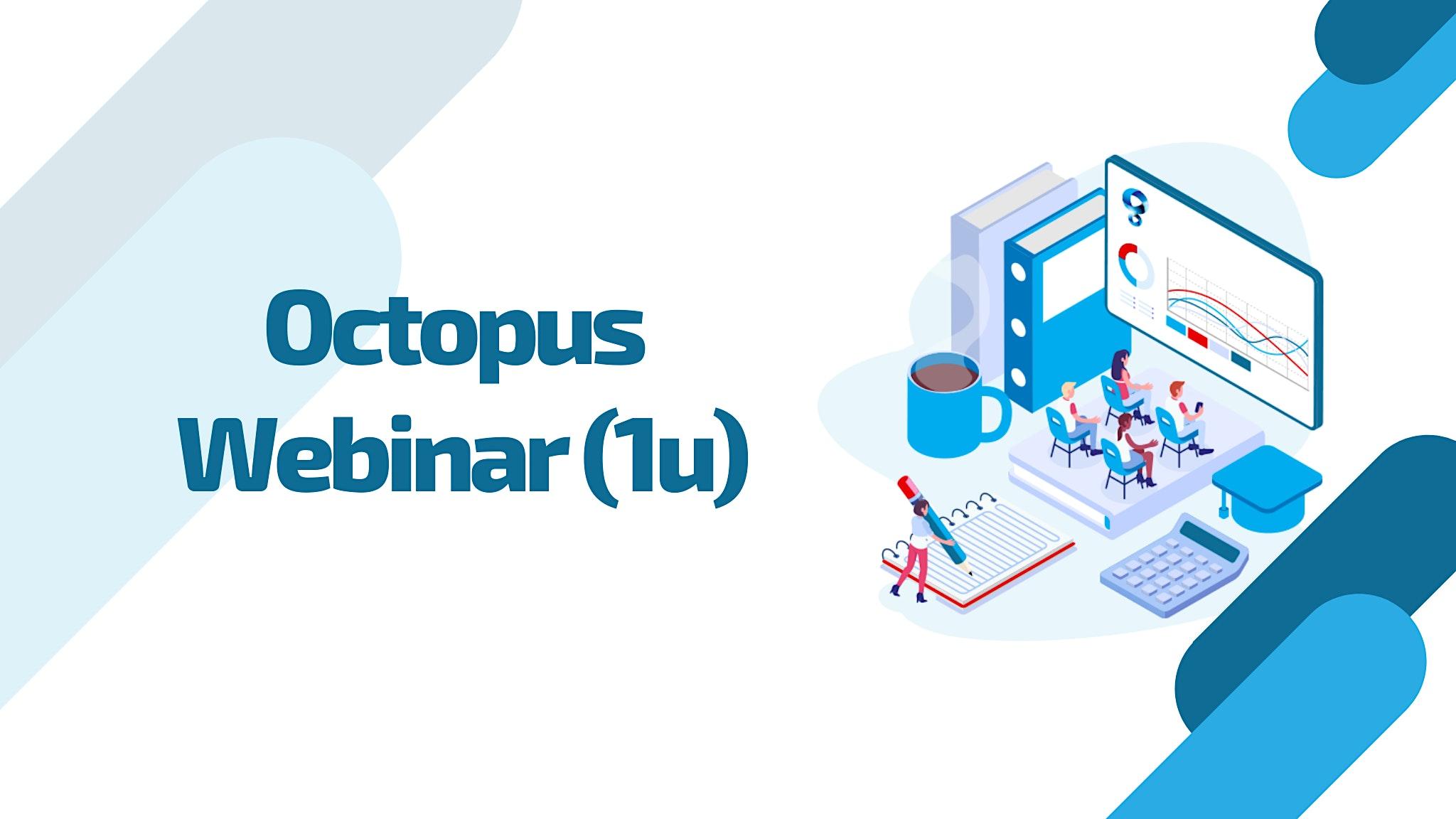 Octopus Webinar:  Octopus voor gevorderden