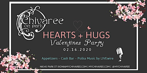 Hearts and Hugs Party