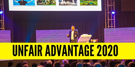 Unfair Advantage 2020 tickets