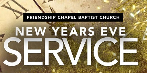 New Years Eve Service 2019