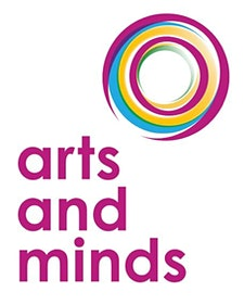 Arts and Minds logo