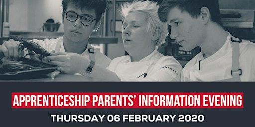 Apprenticeship Parents' Information Evening