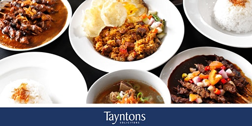 Tayntons Curry Club February