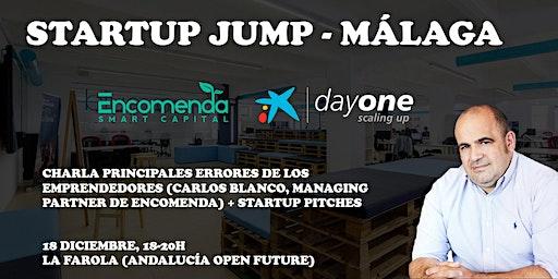 Startup Jump Málaga - Encomenda Smart Capital & Caixabank DayOne
