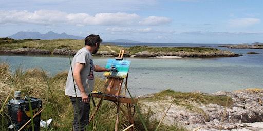 Summer School: Jonathan Shearer: Exploring Paint Outdoors
