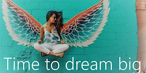Stage de 2 jours pour booster votre intuition et déployer vos ailes