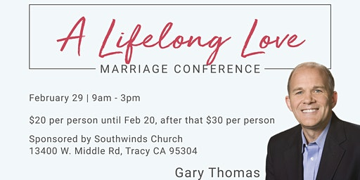 A Lifelong Love Marriage Conference