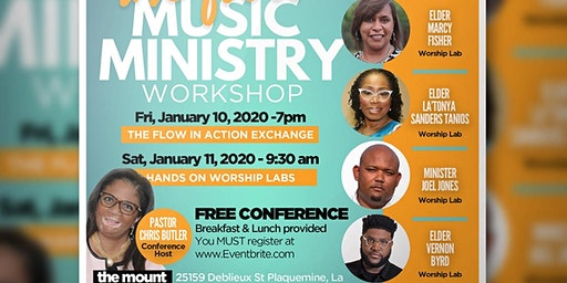 Follow the Flow Music Ministry Workshop