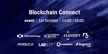 Blockchain Connect - October 2020 tickets