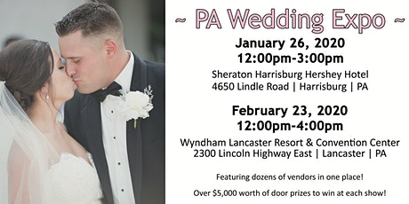 PA Wedding Expo tickets