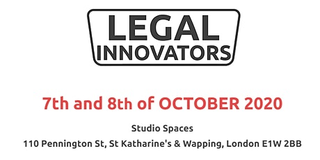LEGAL INNOVATORS 2.0 tickets
