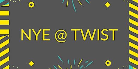 NYE @ Twist Board Game Cafe tickets