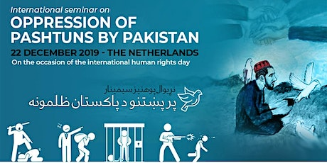 Seminar on Oppression of Pashtuns by Pakistan tickets