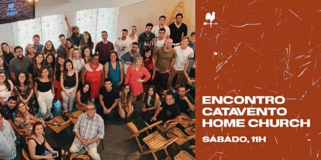 Encontro Catavento Home Church #105 ingressos