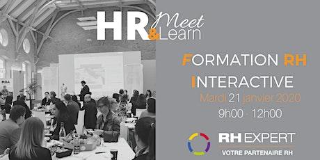 HR Meet & Learn billets