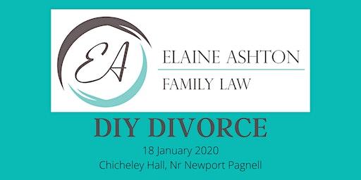 DIY Divorce Course