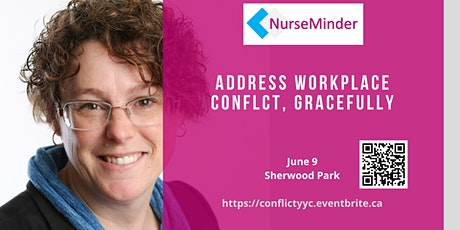 Address Workplace Conflict, Gracefully YEG tickets