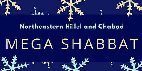 Northeastern Mega Shabbat Dinner tickets