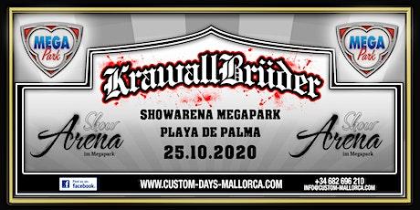 Krawallbrüder Mallorca , 25.10.2020 entradas