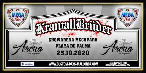 Krawallbrüder Mallorca , 25.10.2020