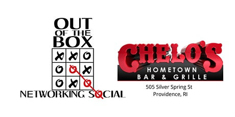 January's Out of the Box Networking Social tickets